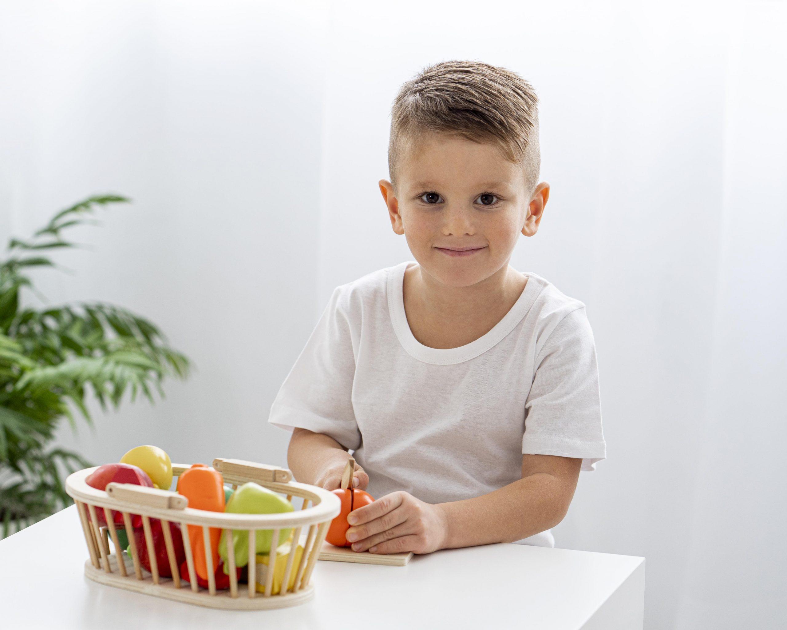 Wybiórczość pokarmowa a zaburzenia Integracji Sensorycznej