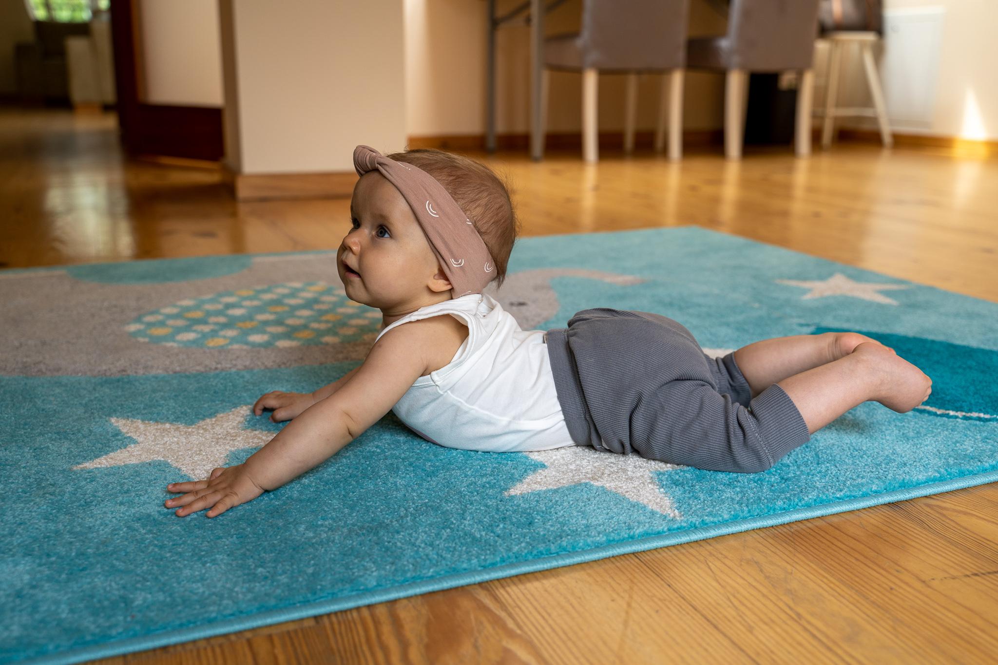 Pierwsza wizyta u fizjoterapeuty z niemowlęciem – jak wygląda i jak się do niej przygotować