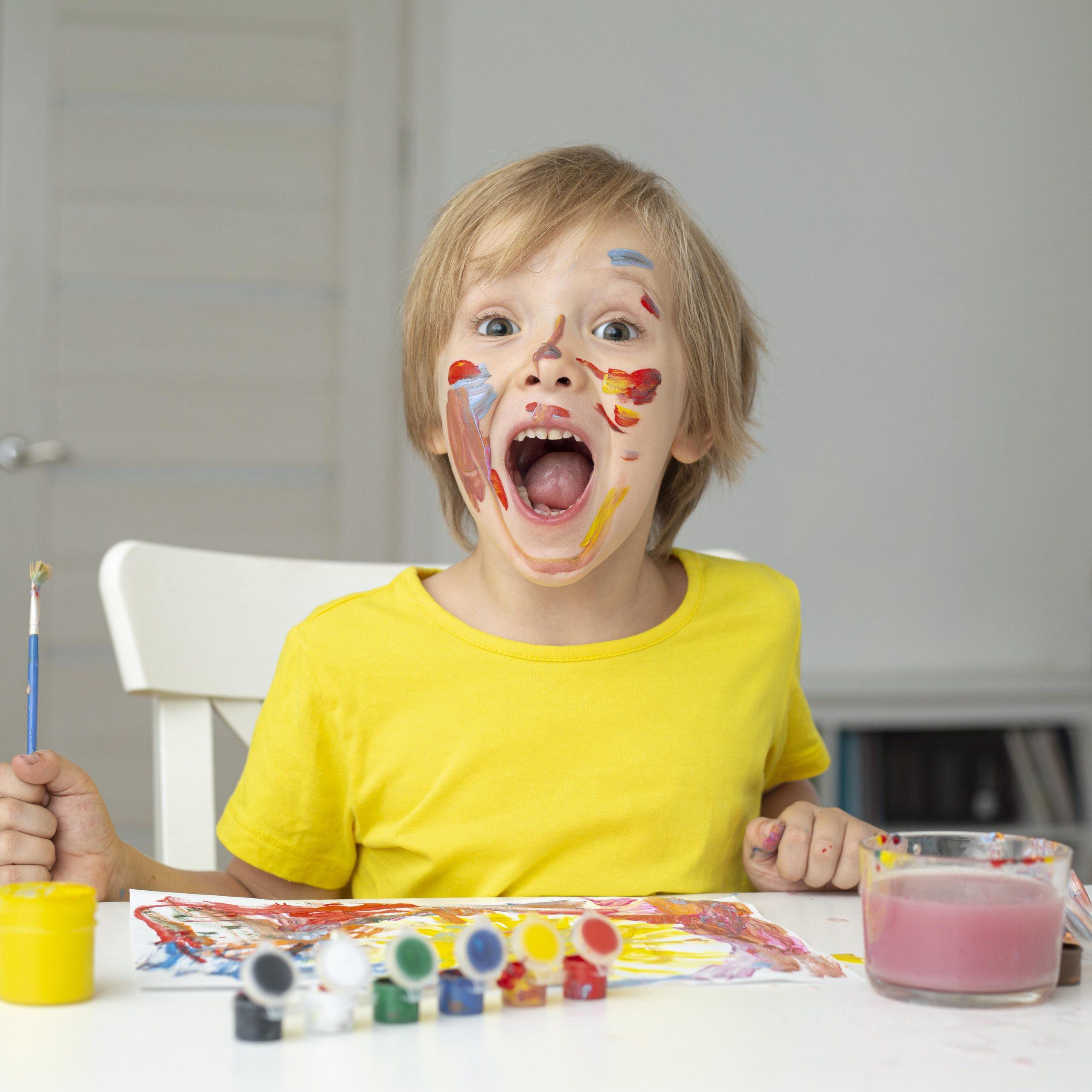 Dziecięca apraksja mowy
