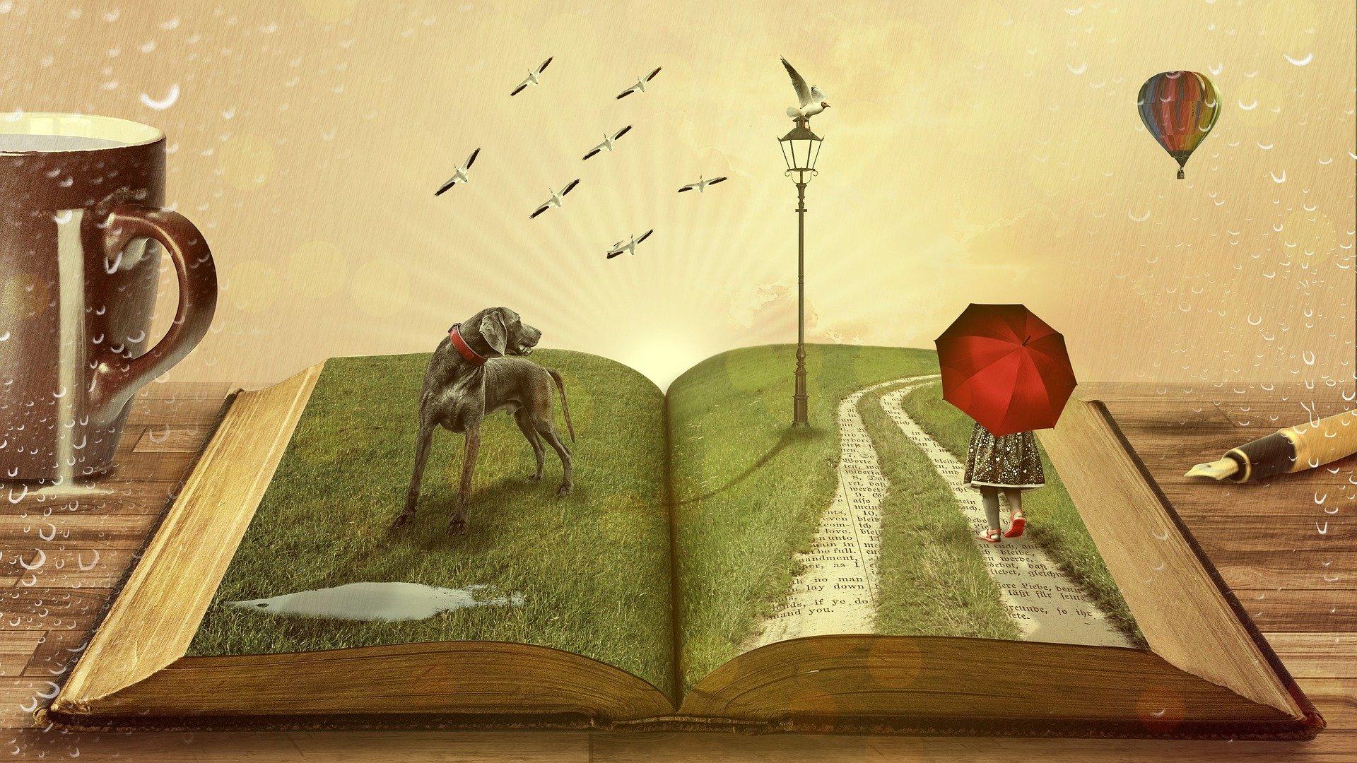 Czytanie stymuluje rozwój dziecka